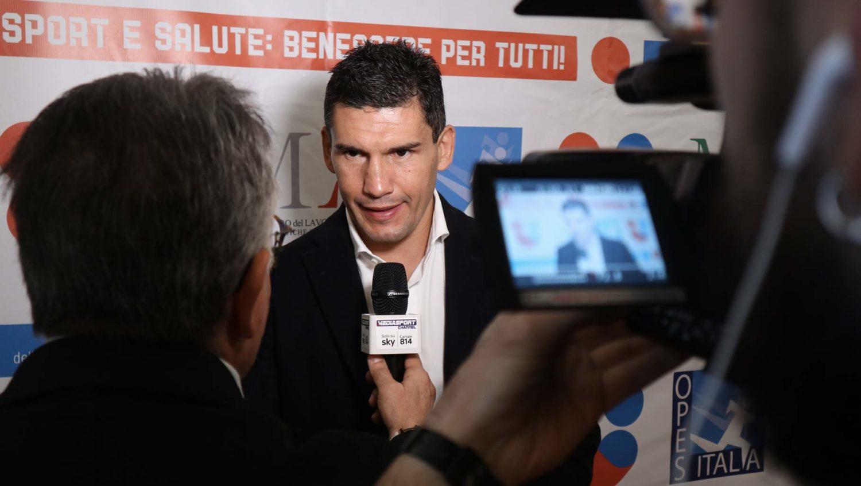 """""""Sport e Salute: Benessere per Tutti!"""", con Emanuele Blandamura, al Premio Giuliano Gemma"""