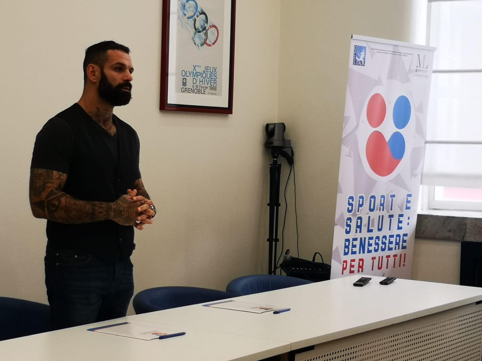 L'esperienza e la professionalità di Alessio Sakara al servizio dei tecnici e dei formatori